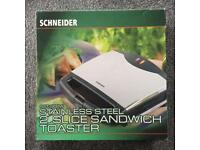 2 slice sandwich toaster