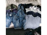 Selection of boys clothes 4-5 years