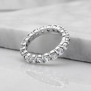 DIAMOND ETERNITY BAND IN 14K GOLD 2.25 CTW / BAGUE D'ÉTERNITÉ EN DIAMANT DE 2.25 CARAT POIDS TOTAL