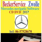 Navi Mercedes update 2017 Command APS Audio 50 CD DVD NIEUW