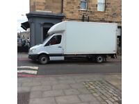 Friendly and reliable Man with a big luton van /emergency moves/deliveries