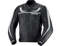 Motorbike Leather Jacket (NEW WITH HANGTAGS)