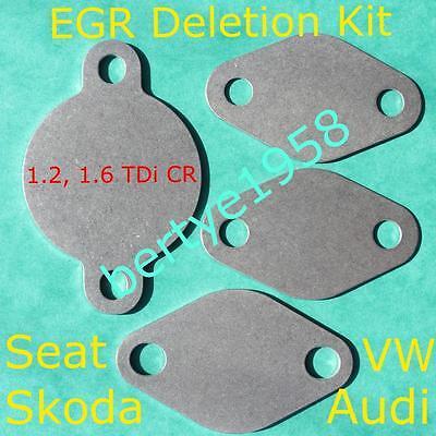 EGR Valve Block Full Kit for 1.2 & 1.6L TDi CR VW AUDI SEAT SKODA Common Rail