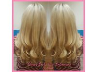 Hair extensions. Russian, Indian, Beauty works and Amgel remy