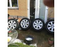 Land Rover Range Rover alloy wheels