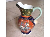Masons Ironstone oriental jug in very good condition