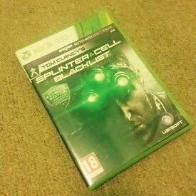Splinter Cell: Conviction (Xbox 360) GRADE A