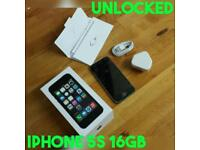 XMAS GIFT IPHONE 5S SPACE GREY 16GB NO TOUCH ID UNLOCKED