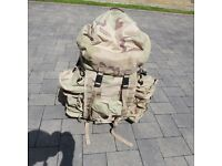 BERGHOUS 'Scorpion' Rucksack (Military Style) - new and in Excellent Condition - For Sale