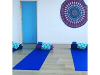 Yin Yoga Classes