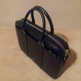 Coach never used briefcase half price