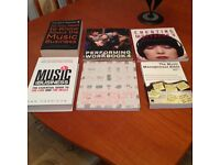 Music management books for Commercial Music students