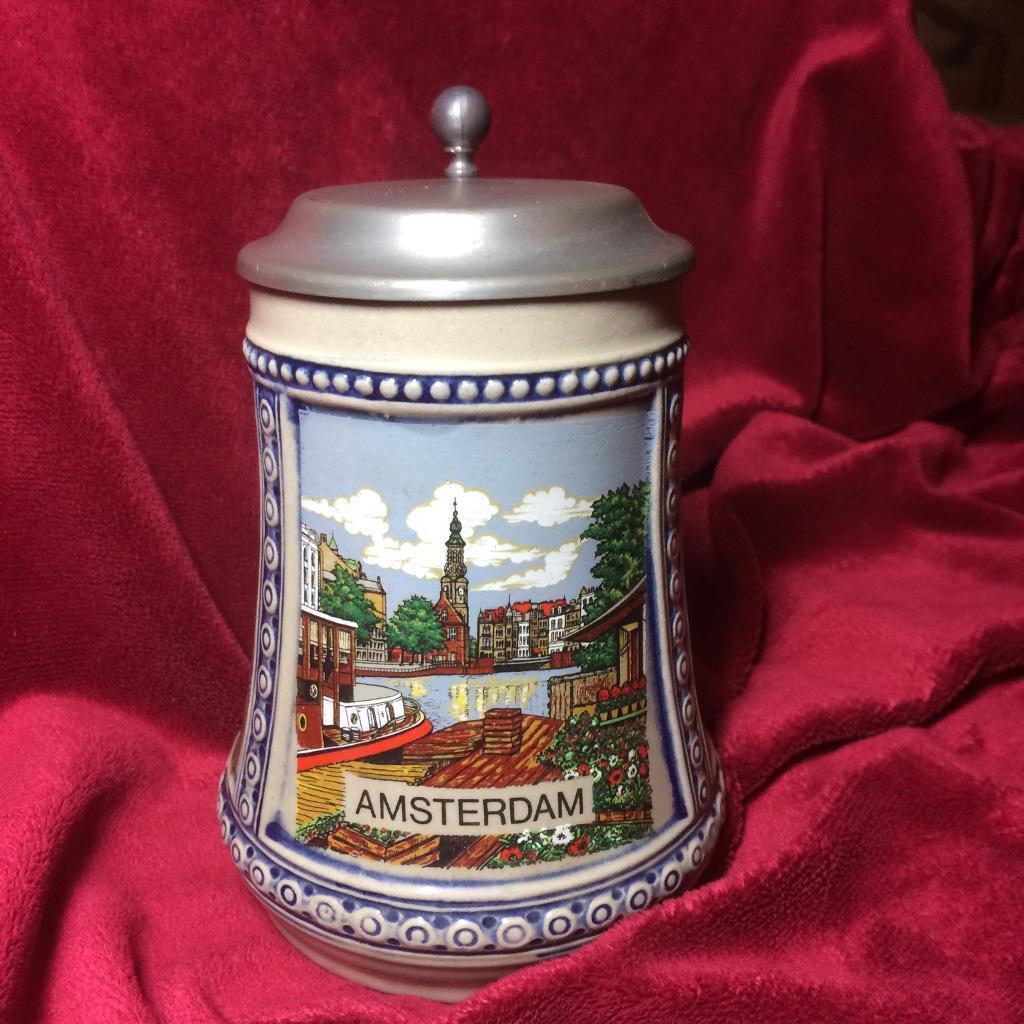 Amsterdam Beer Stein