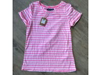 Ladies joules top size S new with tags