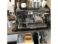 Xpo bar coffee commercial coffee machine