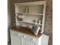 Vintage Kitchen Dresser with Drawers & Cupboards **FREE DELIVERY**