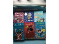 Children's books - David Walliams book bundle