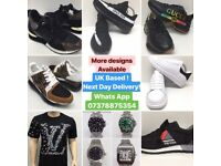 LV Trainers Louis Vuitton Shoes Designer Sneakers Cheap London UK surrey essex kent east london bow