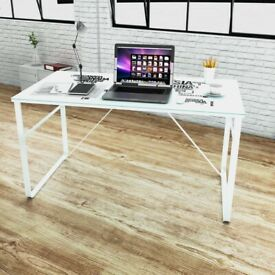 Rectangular Desk with Map Pattern-241162