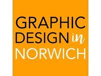 Freelance Graphic Designer in Norwich