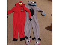 Onesies- Dog & Angry Birds