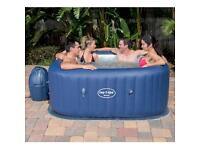 Brand new lay-z-spa Hawaii boxed £325