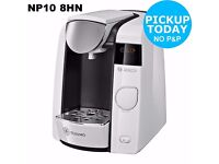 21 pence per coffee! Bosch TAS4504GB Tassimo Joy - located at NEWPORT NP10
