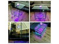 new aquarium fish tank coffee table
