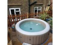 intex spa hot tub