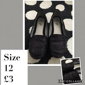 Girls shoes & trainers including Lelli Kelly & Converse