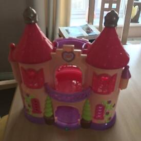 EArly learning princess castle