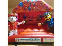 Bouncy Castle Hire, Mascots, DJ, Candy Stalls + more!