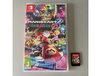 Mario Kart 8 Deluxe Nintendo Switch Game