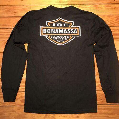 "JOE BONAMASSA - SUPER RARE HD long sleeve ""T"" shirt LAST ONES AVAILABLE!"