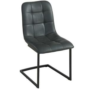 2PK Grey Side Chair Sale-WO 7709 (BD-2570)