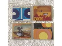 4 x Beck Single Tapes (noted below)