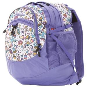 High Sierra 64020-5892 Tablet Day Backpack - Sweetcakes/Lavender (New Other)