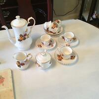 Royal Imperial Demi Tasse Set