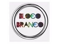 SINGER / VOCALIST wanted for Brighton based band Bloco Branco