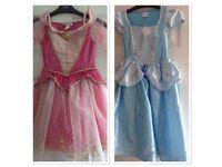 Girls Fancy Dresses 4-5 & 5-6 Years