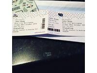 Jake Bugg Tickets Rock City 28/10/16