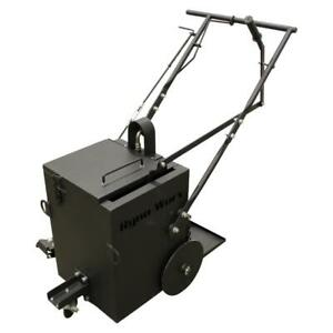 10 Gallon Torch Asphalt Crack Sealer Melter Applicator Machine For Filling Pavement Cracks - New Machine - Free Shipping