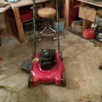 MTD Gas Push Mower