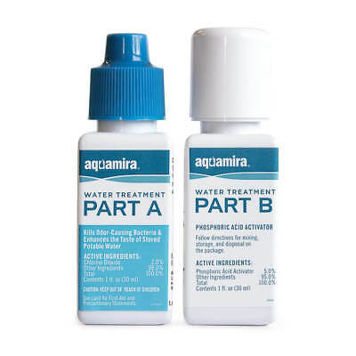 Aquamira 67202 Water Treatment Drops (1 oz.)