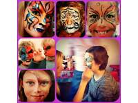 🎉 Pixie Paints Facepainting 🎉