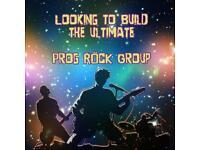 Prog Rock Group