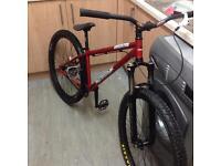 Haro jump bike