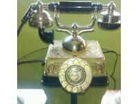 Vintage french Hollywood phone
