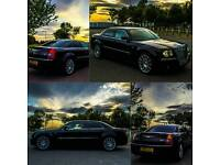 2008 3.0 CRD V6 Chrysler 300c SRT DESIGN