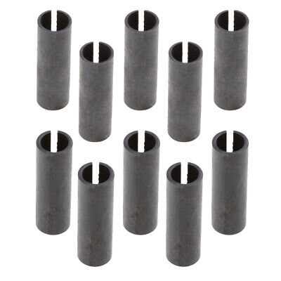 Set Of 10 Collet Adaptor Shank Reducer Reducing Bit Cnc Router Tool 2018